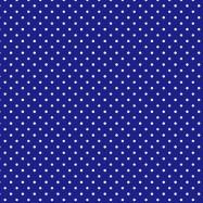 青と白の水玉柄のフリー素材