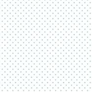 ホワイト・くすんだ水色水玉フリー素材・背景・小