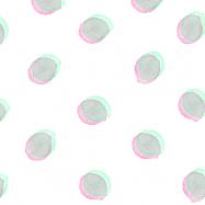 水彩ドットフリー素材