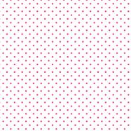 フリー素材:ホワイト、ピンクの水玉柄